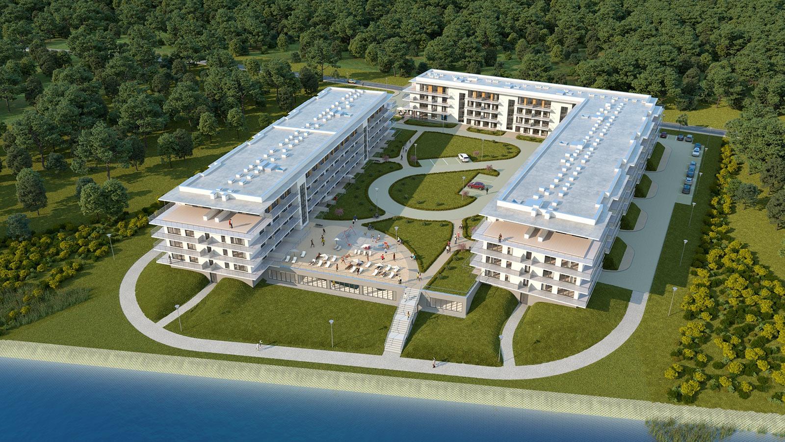 Apartamenty Dziwnów - apartamenty nad morzem