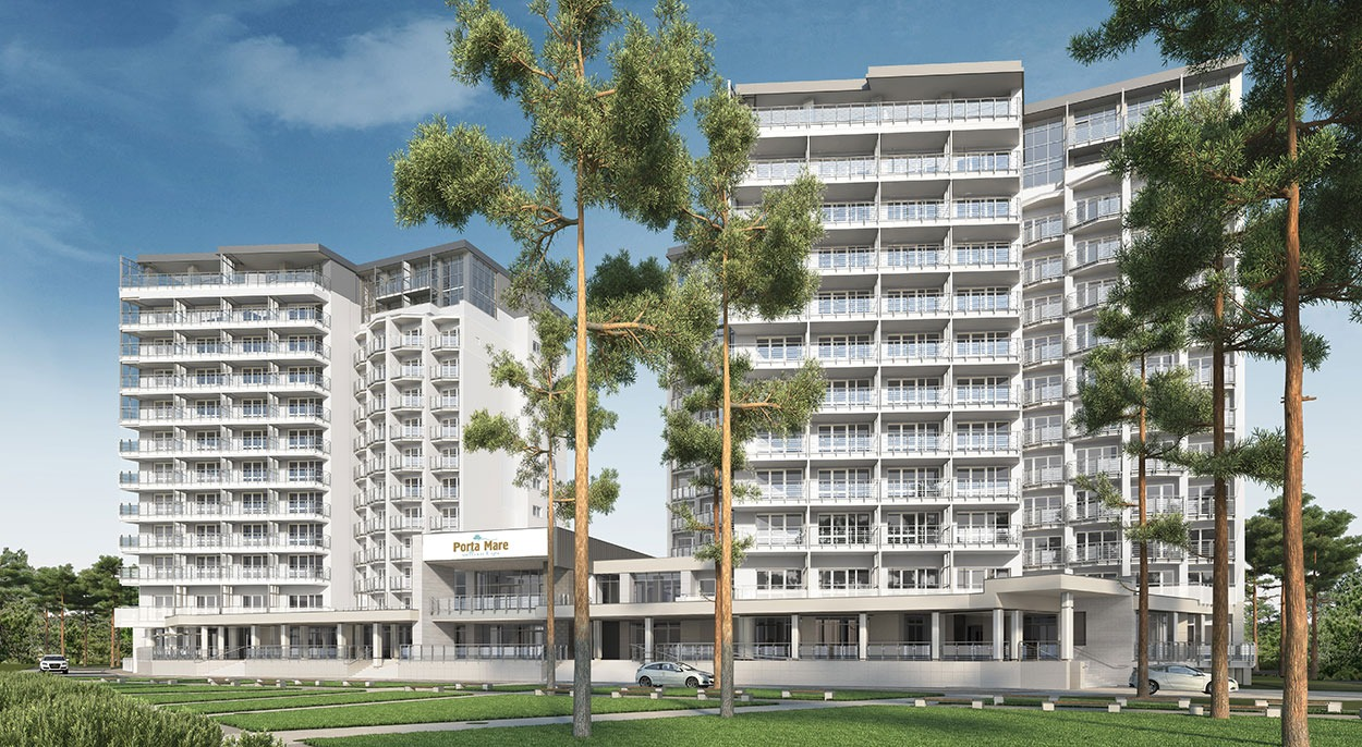 Apartamenty Dziwnówek - apartamenty nad morzem