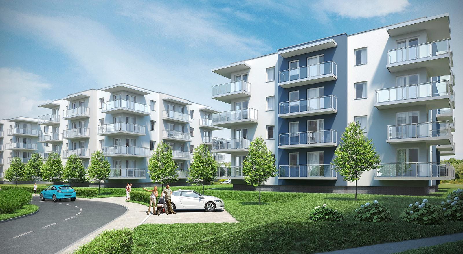 Apartamenty Kołobrzeg - apartamenty nad morzem