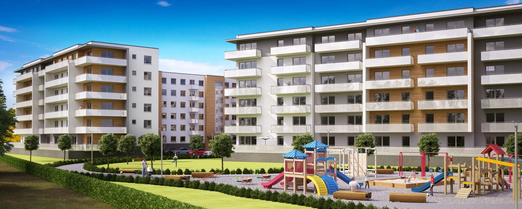 Mieszkania Zielona Góra - nowe inwestycje
