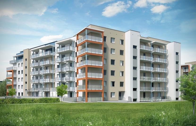 Mieszkania Poznań - nowe inwestycje