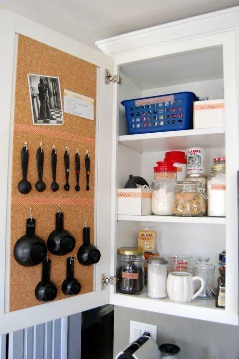 organizacja-kuchni-tablica-korkowa