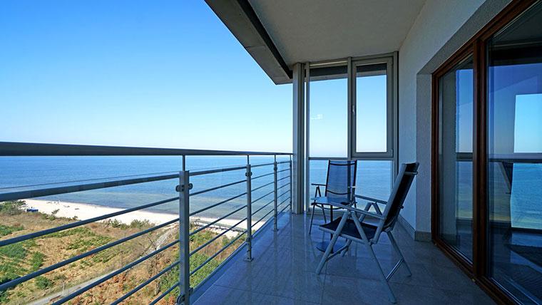Mieszkanie nad morzem