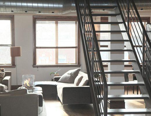 Mieszkania dwupoziomowe