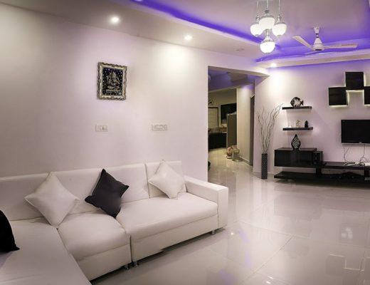 Aranżacja oświetlenia w nowym mieszkaniu