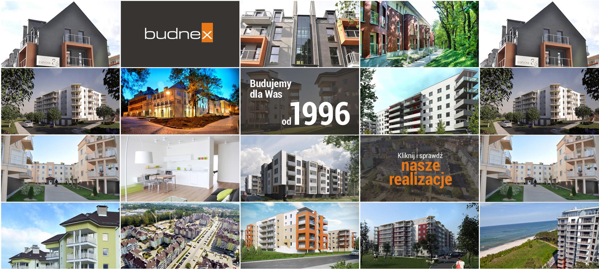 Budujemy od 1996 roku