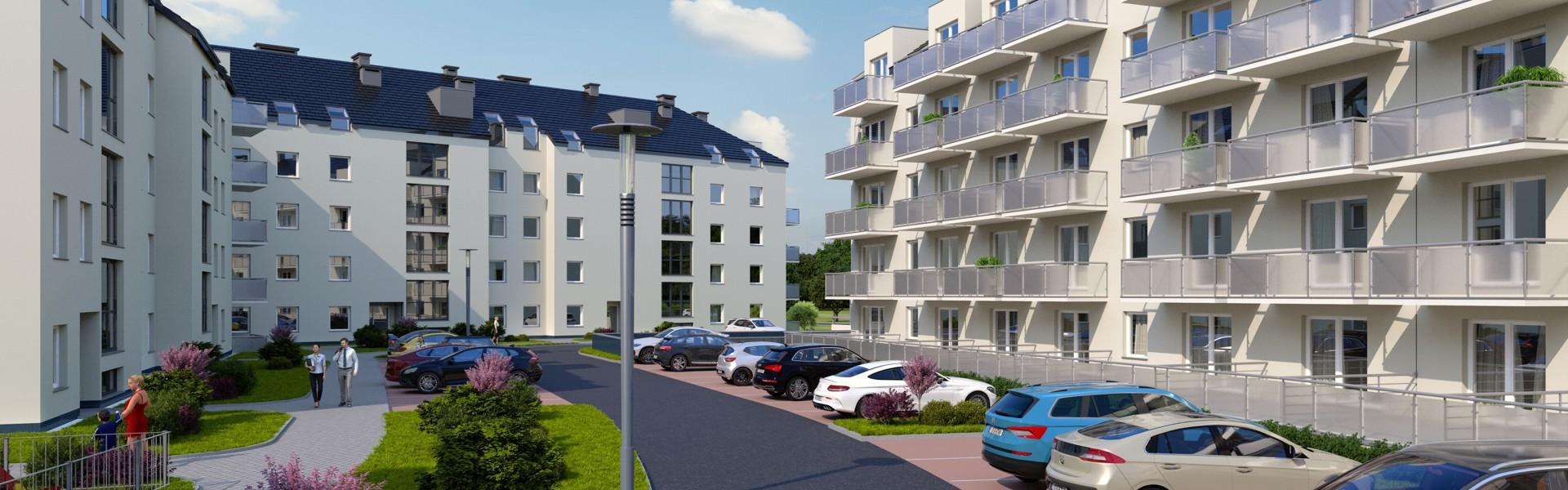 Mieszkania na sprzedaż - Zielona Góra